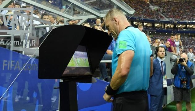 УЄФА протестує систему відеодопомоги на матчі збірних Італії та США