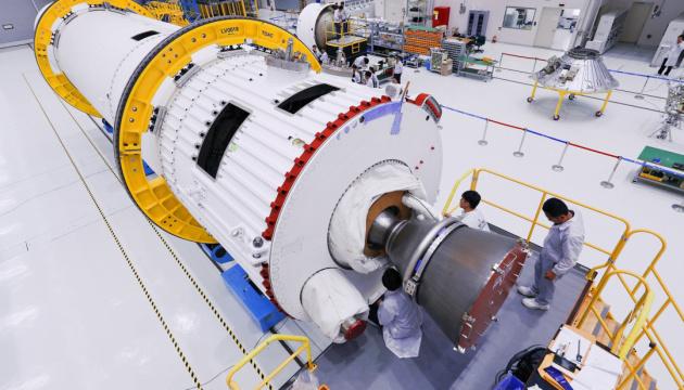 Південна Корея випробує новий космічний ракетний двигун