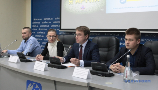Звіт  Міністерства інформаційної політики України щодо витрат за 2018 рік