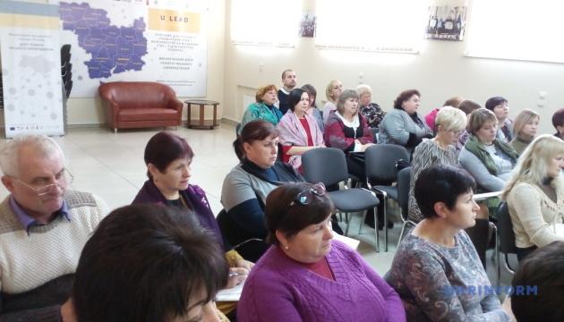 На Миколаївщині щойно створені ОТГ вчилися працювати в нових умовах