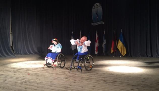 Вінничани на візках виграли гран-прі на міжнародному фестивалі у Грузії