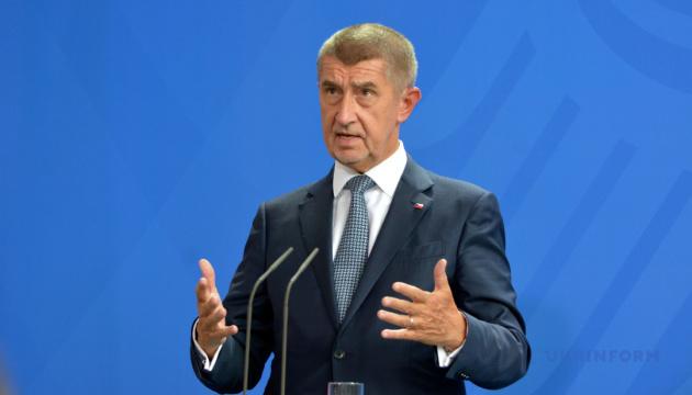 Протести у Чехії: прем'єр не бачить сенсу дискутувати з демонстрантами