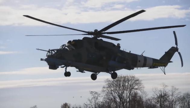 Объединенные силы проверили готовность штурмовой авиации