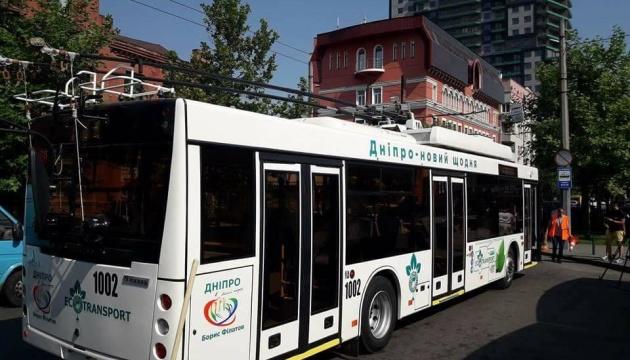 Краматорск приобретет еще 5 отечественных троллейбусов - горсовет