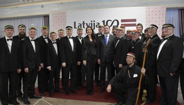 Сторіччя Латвії відсвяткували в Чернігові