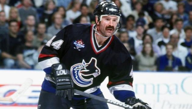 Колишні гравці НХЛ Дейв і Вейн Бабичі провели майстер-клас в Новояворівську