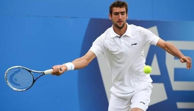 Хорват Чилич обіграв американця Ізнера в матчі Підсумкового турніру ATP