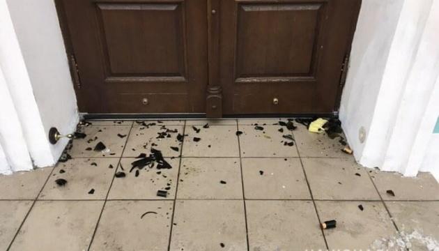 Нападение на Андреевскую церковь: злоумышленники применили против охранников газ