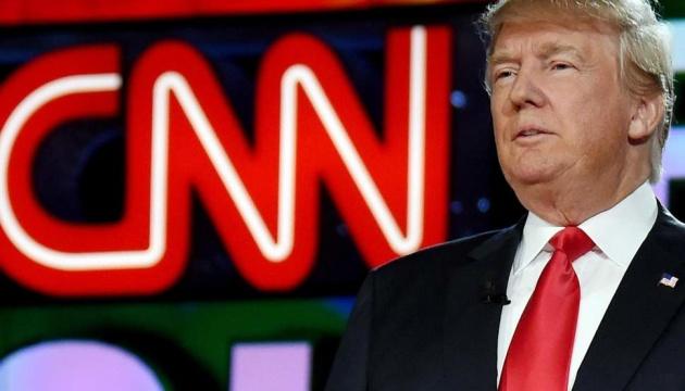 Любимый канал Трампа стал на сторону CNN в иске против президента