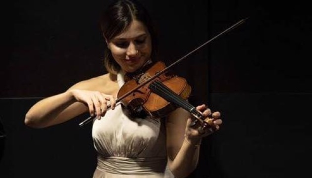Ukraine's Diana Tishchenko wins Long Thibaud Crespin International Violin Competition