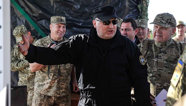 Турчинов: Крым стал для России капканом, который дал в 2014 году выиграть время