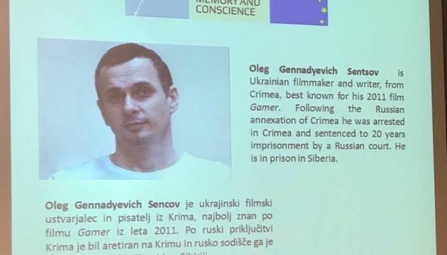 Senzow mit Preis in Slowenien gewürdigt - Foto