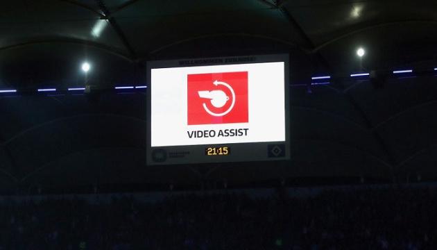 З наступного сезону в АПЛ працюватиме система відеоповторів