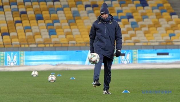 Андрій Шевченко: Очікую на важку гру зі Словаччиною