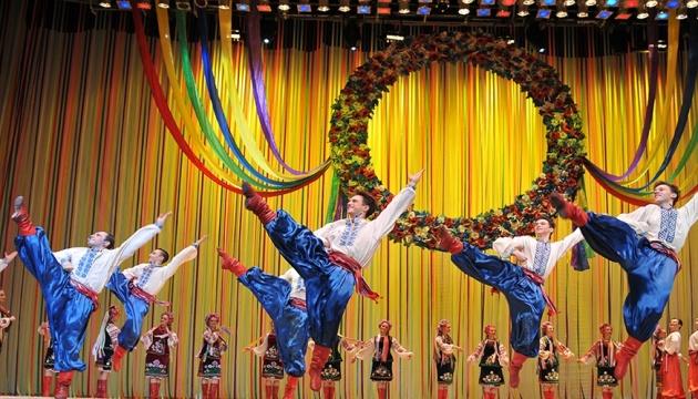 ブラジルにて、ウクライナの第25回コサックダンス・フェスティバルが開催