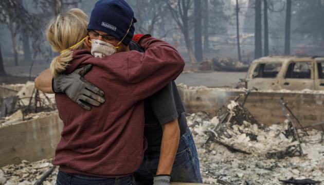 Повітря у Каліфорнії стає найгіршим у світі через пожежі — ВВС