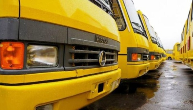 Київським маршруткам заборонили приміські, міжміські та міжобласні рейси