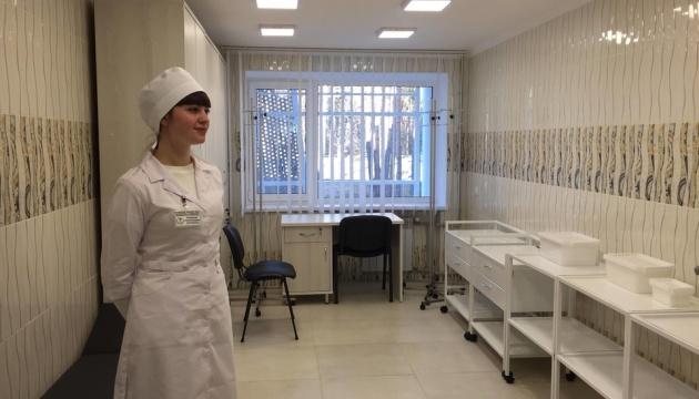 Зубко открыл в Житомире современный центр реабилитации воинов АТО