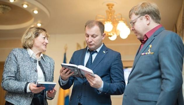 Жемчугов зустрівся із керівництвом Тернопільської області