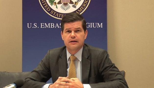 US-Außenministerium: Ukraine ist Zentrum des globalen Kampfes für Zukunft Europas