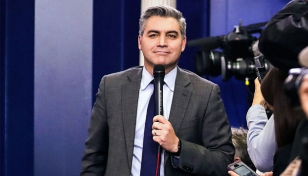 Белый дом угрожает опять лишить журналиста CNN аккредитации