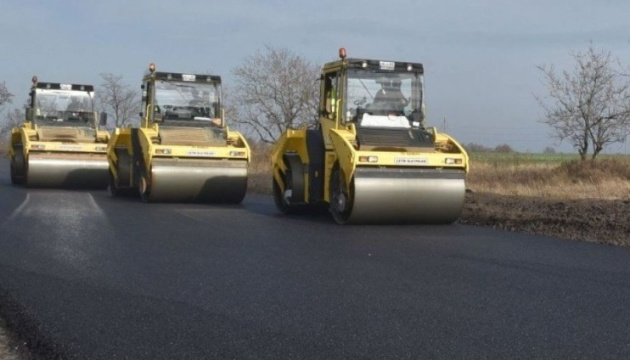 Groysman plans to connect all regional centers with high-quality roads in five years