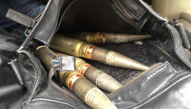В Одесі викрили військовослужбовця, який торгував боєприпасами
