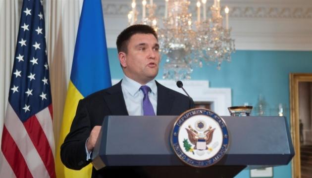 Klimkine : La Russie met en œuvre la tentative d'une « occupation rampante » de la mer d'Azov