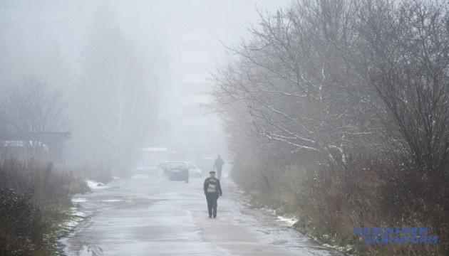 В Украине сегодня - сильный ветер, метели и гололедица