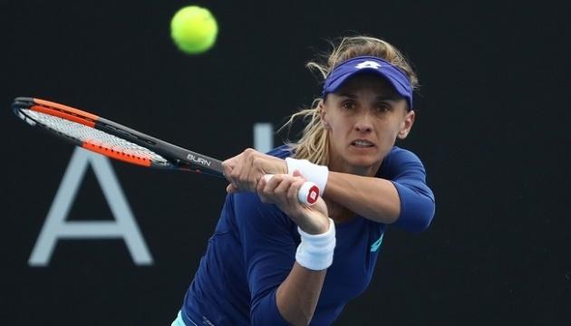 Леся Цуренко попала в десятку сильнейших теннисисток мира в игре на приеме