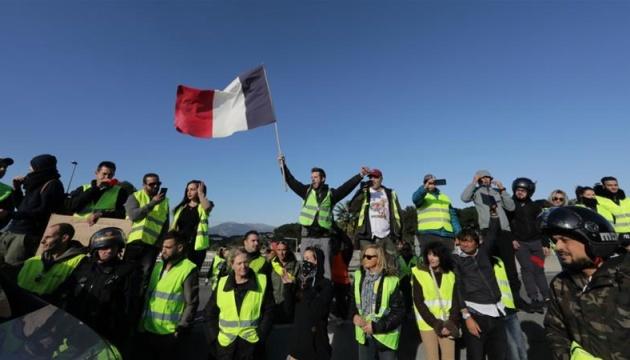 Протести у Франції: Кількість постраждалих збільшилася до 227