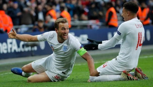 Ліга націй: Англія обіграла Хорватію і вийшла у фінал