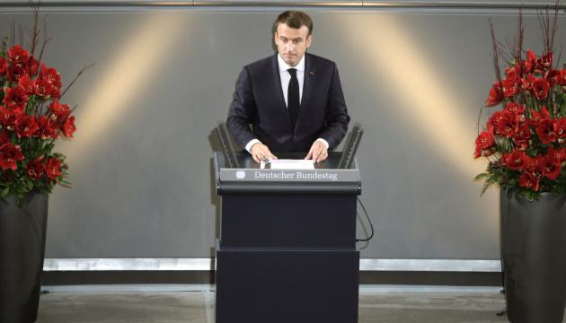 Макрон закликав французів до національних дебатів — 35 питань для обговорення