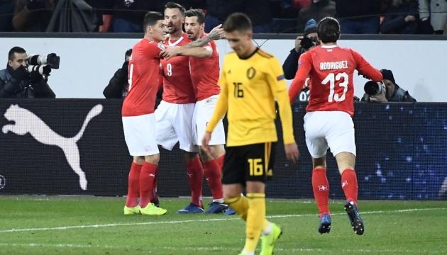 Швейцария вышла в финальную стадию Лиги наций УЕФА: результаты игрового дня