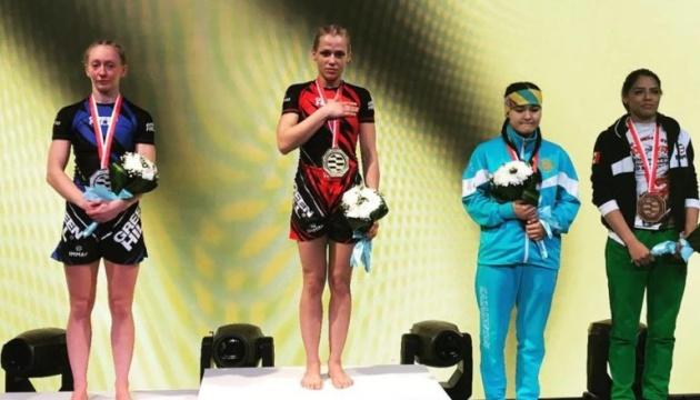Pour la première fois, l'Ukraine a gagné l' «or» aux compétitions de MMA