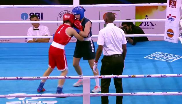 Українки Охота і Бова вийшли до чвертьфіналу чемпіонату світу з боксу в Індії