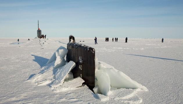 Арктика може перетворитися на арену стратегічного протистояння - НАТО