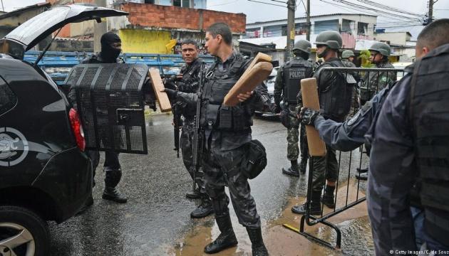 Новый губернатор Рио дает полиции карт-бланш на отстрел преступников