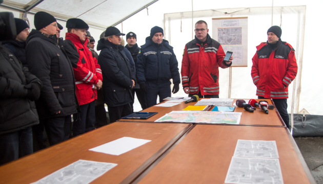 Киевлян предупредили о неудобствах из-за масштабных учений ГСЧС