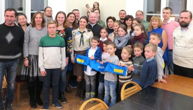 В Ризі та Гельсінкі презентували український «Пласт»