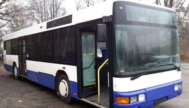 Тернопіль закупив 20 чеських автобусів - аби