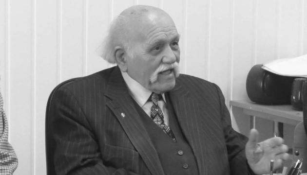 Умер свидетель Голодомора профессор Илько Корунец
