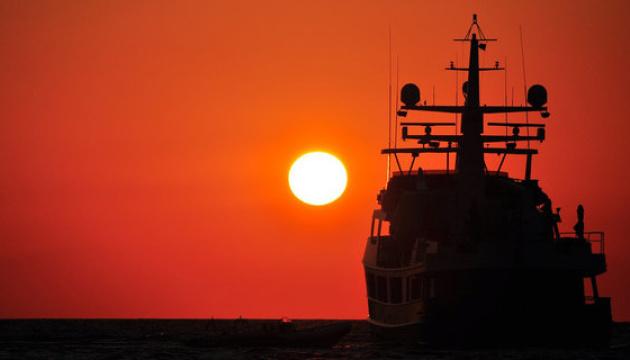 Попередньо: затримане ФСБ українське судно вийшло з окупованого Новоазовська