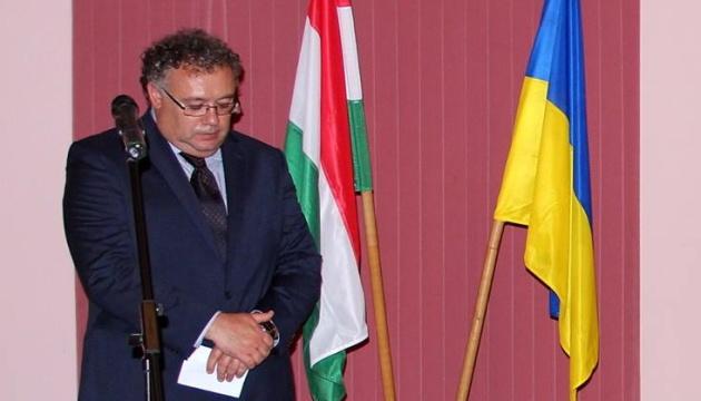 Новый венгерский посол начинает работу в Украине