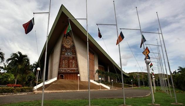 Протестующие силовики в Папуа-Новой Гвинее штурмовали парламент