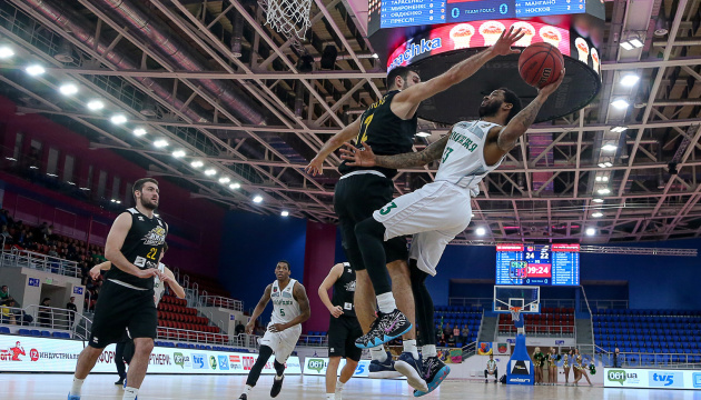 «Київ-Баскет» сподівається потрапити в Лігу чемпіонів
