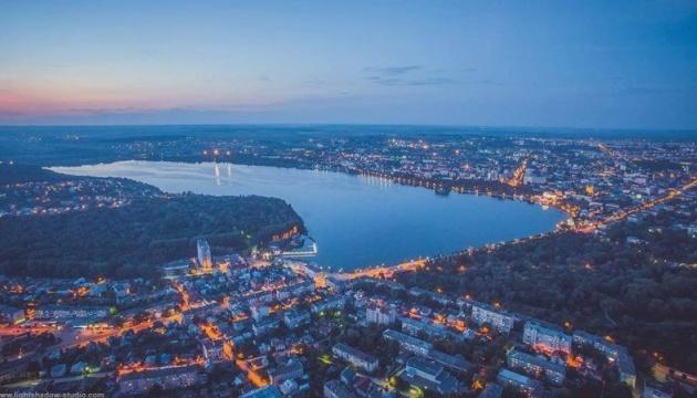 Центр Тернополя остался без газа