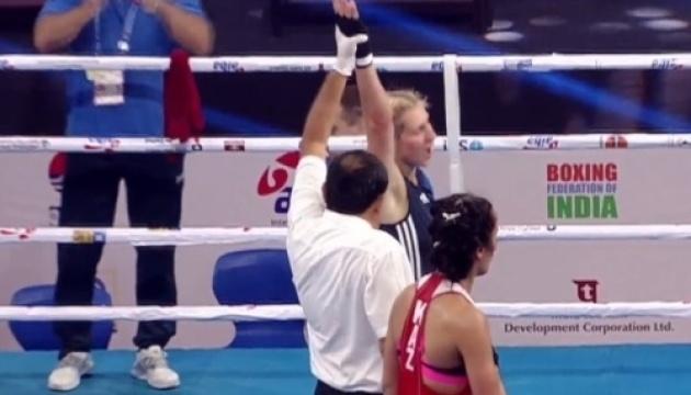 Марія Бова стала другою українською півфіналісткою чемпіонату світу з боксу