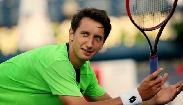 Стаховский обыграл хозяина корта на турнире АТР в Италии