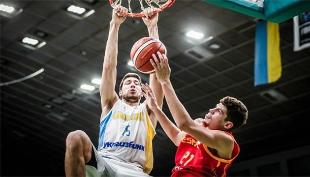 Украина определилась с заявкой на матчи 2 раунда отбора ЧМ-2019 по баскетболу